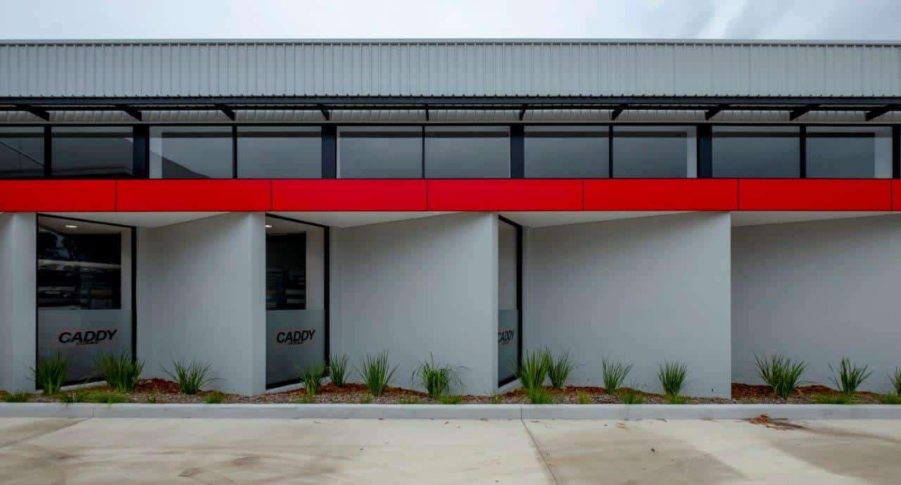 Hangar caddy storage .